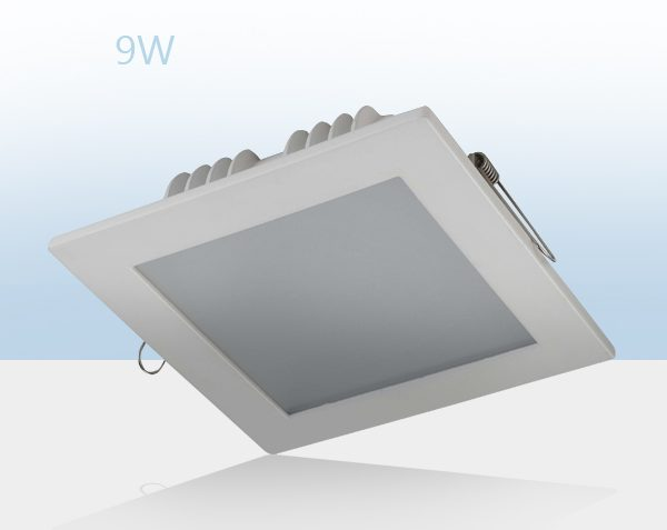 square-light-9w